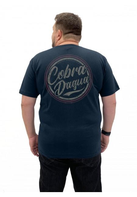 Camiseta Cobra D'agua Round - Marinho