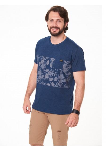 Camiseta Cobra D'agua Bolso - Violacea